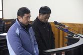 2 người Hàn Quốc khóc ân hận tại tòa xử vụ sập giàn giáo Formosa
