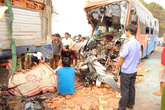 Tai nạn thảm khốc, 6 người chết, 1 người bị thương