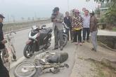 Gây tai nạn rồi bỏ trốn nhưng bị cảnh sát bắt giữ vì chạy ẩu