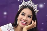 Hoa hậu Phạm Hương bị tụt hạng bình chọn có đáng lo ngại?