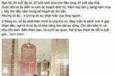 Vợ ung thư vú, chồng đòi ly hôn gây xôn xao cộng đồng mạng