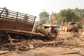 Tai nạn thảm khốc làm 6 người chết: Có thể 1 trong 2 xe mất thắng
