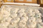 Hai tấn chè thập cẩm bẩn đóng túi chuyển ra Hà Nội để giải nhiệt mùa hè