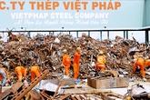 Quảng Nam di dời nhà máy thép gây ô nhiễm lên miền núi?