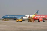 Nhiều máy bay ở Nội Bài bị chiếu laze uy hiếp an toàn