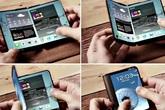 Samsung ra di động màn hình gập cuối năm nay