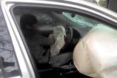 Tài xế xe Camry đâm chết 3 người khai 'đạp nhầm chân ga'