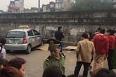 Bé trai 2 tuổi bị taxi đâm ở Hà Nội đang hết sức nguy kịch