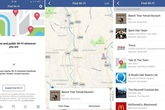 Ứng dụng Facebook sẽ biết dò điểm phát WiFi miễn phí