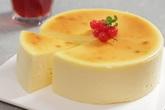 Mát lạnh mịn mềm món bánh cheesecake truyền thống