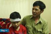 Con nạn nhân vụ nổ ở Hà Đông: 'Cháu mong mẹ và em quay về'