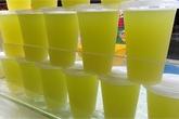 Đo độ bẩn của đồ uống giải khát mùa hè