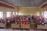 Hà Nam: Nói chuyện chuyên đề về chăm sóc SKSS cho lớp Học kỳ trong quân đội