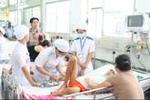 Hệ thống cơ sở khám, chữa bệnh đạt tỷ lệ 30,2 giường bệnh/vạn dân