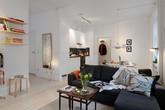 Căn hộ 40 m2 bố trí nội thất khéo léo
