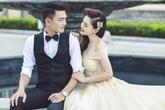 Ảnh cưới tuyệt đẹp của Quang Tuấn ở Lý Sơn, Bà Nà