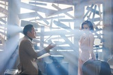 Đinh Ngọc Diệp - Victor Vũ hé lộ về phim cưới lãng mạn