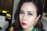 Lưu Hương Giang thon gọn bất ngờ sau 1 tháng sinh con