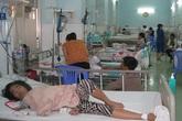 TP Cần Thơ: Số bệnh nhân sốt xuất huyết tăng cao