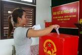 Ngư dân Thừa Thiên - Huế phấn khởi đi bầu cử