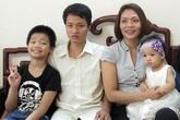 Chuyện tình đẹp khó tin (2): Chồng mù, vợ cụt chân và những đứa trẻ như thiên thần