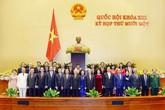 Quốc hội khóa XIII bế mạc, 3 tháng nữa sẽ bầu lại các chức danh lãnh đạo nhà nước