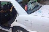 Bình cứu hỏa mini để trên xe ô tô phát nổ ngày đầu năm
