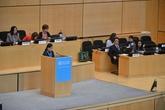 Bộ trưởng Nguyễn Thị Kim Tiến tham dự Đại hội đồng Tổ chức Y tế Thế giới lần thứ 69