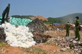Quảng Ninh: Trẻ em suýt ăn phải gần 11 tấn sữa quá hạn