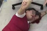 Không đáp ứng yêu cầu của khách hàng, nhân viên sân bay bị đánh vỡ đầu