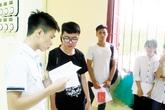 Gần 900.000 thí sinh  bước vào kỳ thi THPT Quốc gia 2016