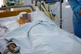 Sau vụ nổ ở Văn Phú (quận Hà Đông, Hà Nội): Người mẹ của đứa trẻ 8 tháng tuổi đang giành giật sự sống