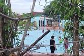Trạm xăng, bể bơi dưới đường điện cao thế: Đùn đẩy xử lý, lòng vòng trách nhiệm