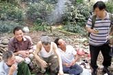 Xuyên rừng săn thuốc chữa yếu sinh lý