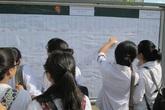 Hôm nay, thí sinh làm thủ tục dự thi thi tốt nghiệp THPT đợt I