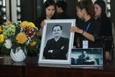 Đang diễn ra lễ tang của nhạc sĩ Thanh Tùng