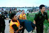 Đã tìm thấy thi thể nạn nhân vụ tàu du lịch chìm trên sông Hàn