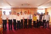 Tổng cục DS-KHHGĐ tiếp đoàn công tác tỉnh Hồ Nam, Trung Quốc