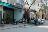 """Vụ ô tô tông chết 3 người tại Hà Nội: Nhức nhối hai tiếng """"tình người"""""""