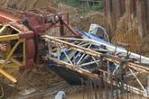 Cần cẩu đè chết học sinh: Công trình xây dựng không phép