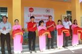Coca-Cola phối hợp cùng Hội Chữ Thập Đỏ giúp đồng bào Ninh Thuận an tâm khi bão về
