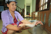 Người dân Đà Nẵng câu được cá trê trắng giá 5 triệu đồng