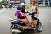 Những lỗi giao thông phụ nữ thường mắc phải và mức xử phạt