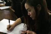 Nghệ sĩ Việt lưu nước mắt trong cuốn sổ tang tiễn đưa Trần Lập