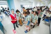 Hơn 10.000 người tham gia hiến máu tình nguyện
