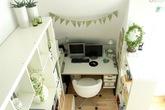 13 góc làm việc siêu dễ thương được thiết kế dành riêng cho nhà chật