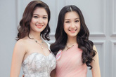 Chuyện hậu trường ít biết về 2 á hậu Thùy Dung, Thanh Tú