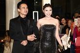 Vợ chồng Lương Thế Thành, Huỳnh Đông tình tứ đi ghi hình