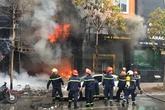 Vụ cháy quán karaoke khiến 13 người chết: Công an công bố kết quả