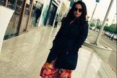 Cô gái Arab Saudi bị dọa giết vì không đeo mạng che mặt